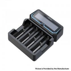 Original XTAR X4 Charger for 3.6V / 3.7V Li-ion / IMR / INR / 18350 / 18500 / 18650/18700/20700/21700 Batteries, etc. w/ AU Plug