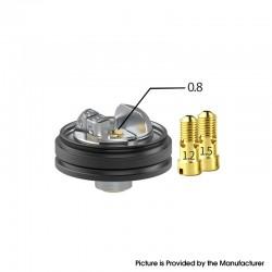 Original BP Mods Pioneer RTA Replacement Build Deck w/ 1.2mm + 1.5mm Air Pins