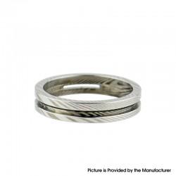Original BP Mods Pioneer MTL / DL RTA Replacement Damascus AFC Airflow Ring