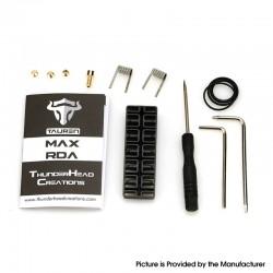Original ThunderHead Creations THC Tauren MAX RDA Replacement Accessories Kit