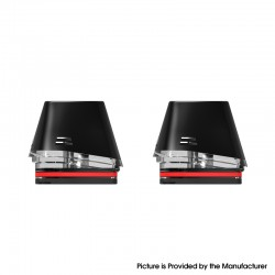 Original GeekVape Aegis Nano 30W Pod Kit Replacement Pod Cartridge w/ 0.6ohm Coil 2.0ml