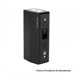 [Ships from Battery Warehouse] Original Steam Crave Hadron Pro DNA 250C 400W VW Box Mod 1600mAh