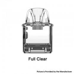 Original Rincoe Jellybox Nano Replacement Empty Pod Cartridge - Full Clear, 2.8ml (1 PC)