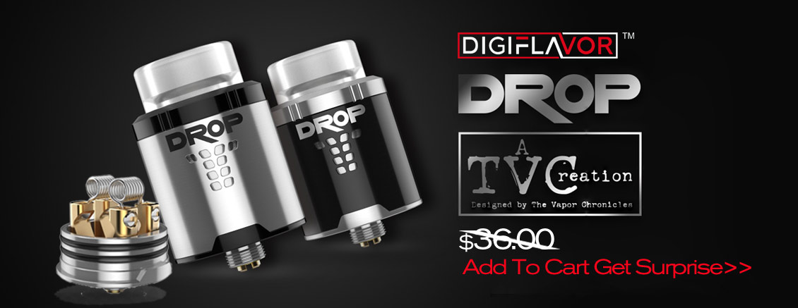 Authentic Digiflavor DROP RDA