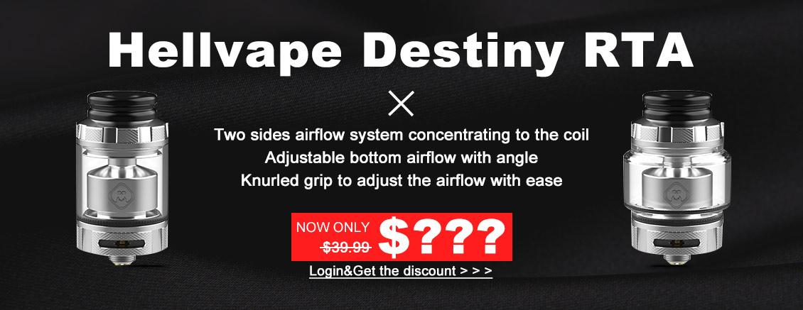 Hellvape Destiny RTA