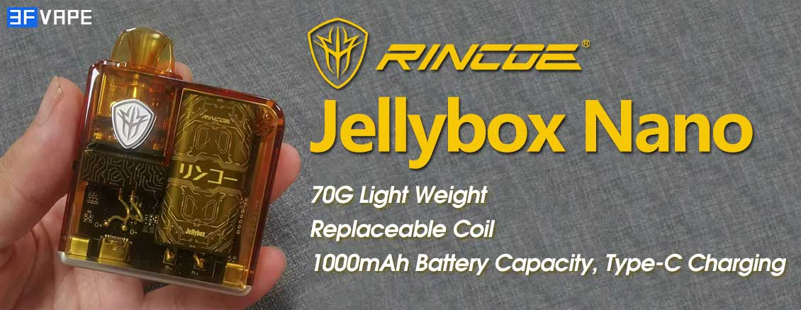 [Image: Rincoe-Jellybox-Nano-3FVAPE.jpg]
