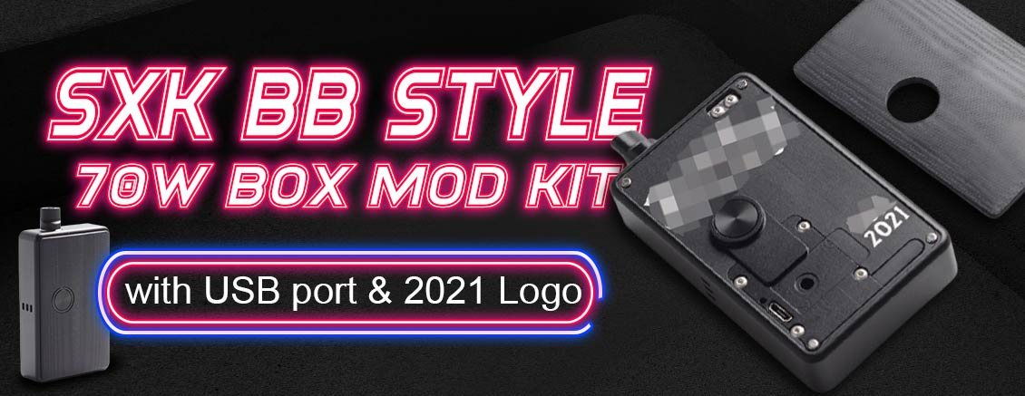 [Image: SXK-BB-style-70W-Mod-2021-Logo-3FVAPE.jpg]