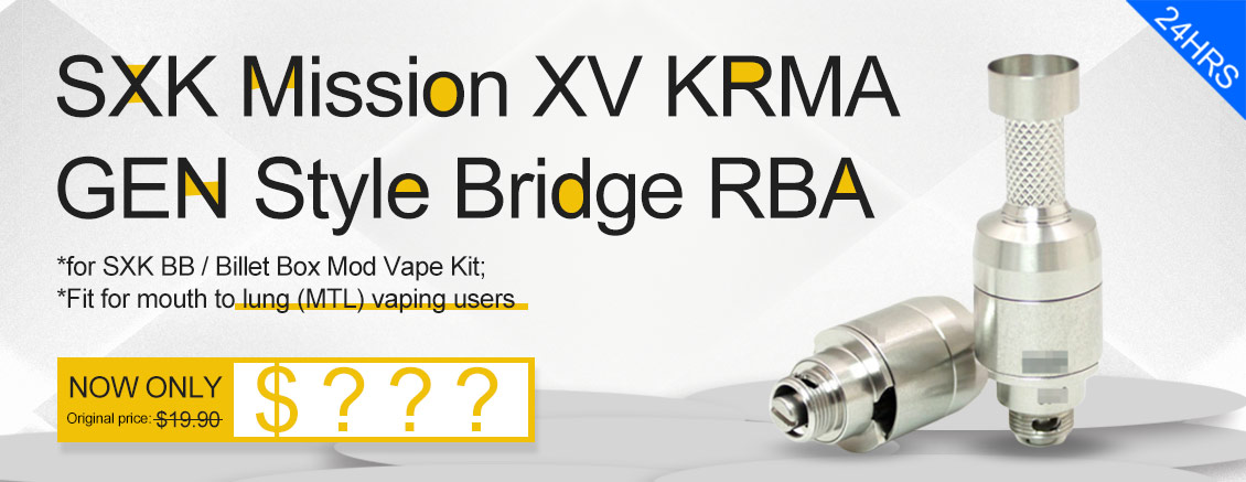 SXK Mission XV KRMA GEN Style Bridge RBA