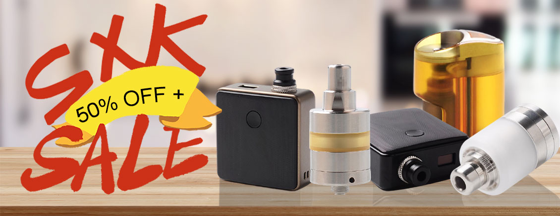 SXK Clearance Sale - 3FVAPE