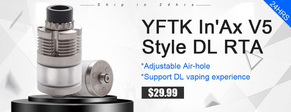 YFTK In'Ax V5 Style DL RTA